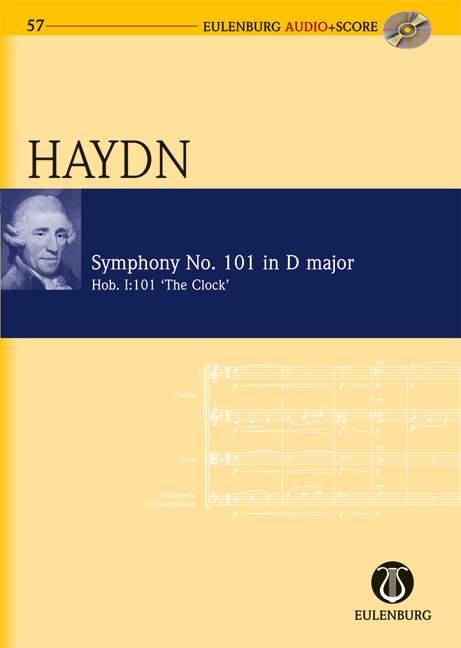 Symphony no.101 in D Major Hob.I:101 'Clock' image
